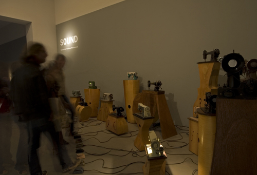 Thumbnail for the post titled: SOUNDA Sound ArtExhibition (2009)