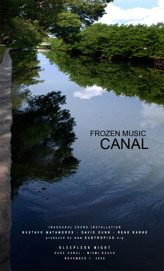 CANAL by Frozen Music