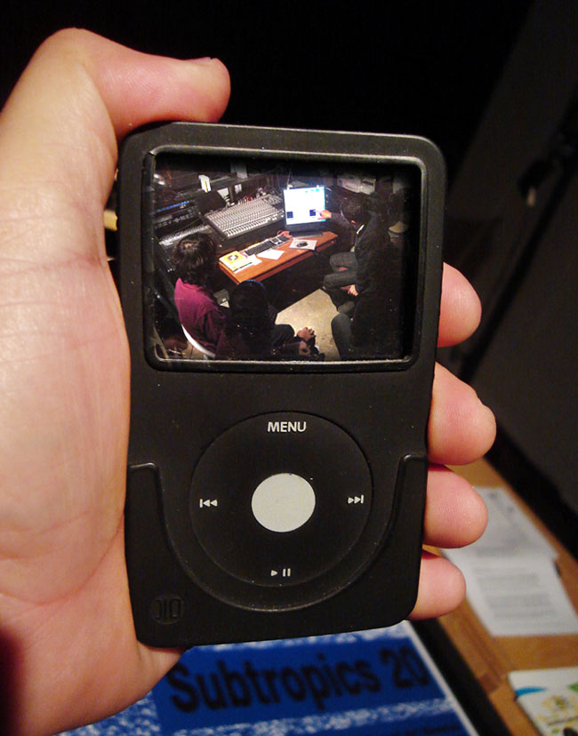 iPod-isaworkshop