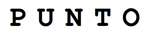 PUNTO logo