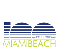 100 yr Miami Beach Logo NB-ST-W